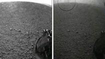 Da li je Curiosity na Marsu zaista snimio vanzemaljca?