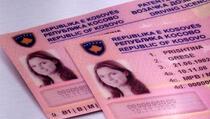 Bez srpskih vozačkih dozvola na Kosovu