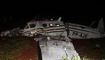 Pet mrtvih u avionskoj nesreći u Brazilu