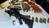 Na Kosovu 250.000 komada ilegalnog oružja, Sveçla kaže da policija preduzima mjere