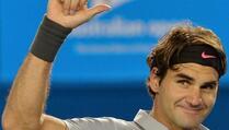 Federer 35. put uzastopno u četvrtfinalu Grand Slama