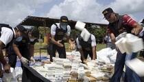 Na kolumbijanskom brodu zaplijenjena tona i po kokaina