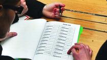 Potvrđivanje i osporavanje: Provjerite da li ste na biračkom spisku