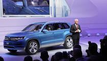 Volkswagen planira praviti nove fabrike