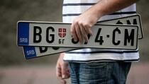 Beogradskim tablicama po Kosovu