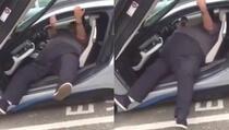 Malo se zaletio kada je ušao u BMWi8