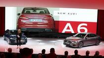 Audi u Ženevi predstavio potpuno novi A6 i električni SUV e-tron