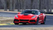 Corvette ZR1 od 0 do 100 km/h stiže nakon 2,85 sekundi