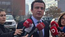 Kurti: Ujedinjenje s Albanijom ostavljam po strani dok ne izgradimo Kosovo