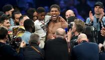 Joshua nakon povratka na bokserski tron: Bismillah i hvala Bogu (VIDEO)