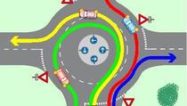 Kad treba koristiti žmigavac prilikom vožnje u kružnom toku (VIDEO)