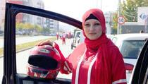 Blerta Bytyqi iz Prizrena: Kada ljubav prema automobilima razbija tabue