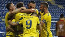 Fudbalska reprezentacija Kosova zauzima 109. mjesto
