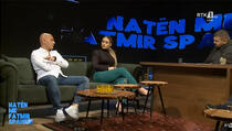 "Šaćir Ameti gostovao u emisiji ""Natën me Fatmir Spahiun"""