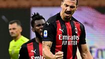 Nezaustavljivi Ibrahimović u 40. godini srušio Napoli