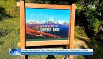 Promijenili tablu Nacionalnog parka jer nije bilo bosanskog jezika
