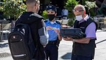 Više od 2.5 miliona eura za kazne zbog nepoštovanja mjera