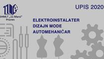 Tehnička škola Prizren: Upis u novu školsku godinu