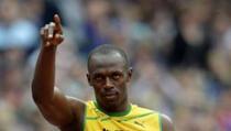 Usain Bolt danas gostuje na Old Traffordu