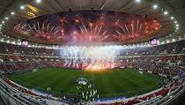 Pustili 20.000 gledalaca na utakmicu, svi su na ulazu testirani na koronu