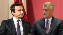 RSE: Nakon odlaska Thaçija u Hag, jedino VV-u odgovaraju izbori