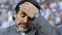 Sedam dana prije smrti Maradona je pao i udario se u glavu