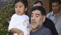 Objavljena Maradonina posljednja poruka: Imao je molbu za očuha svog sedmogodišnjeg sina