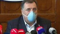 Milorad Dodik pozitivan na korona virus
