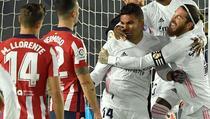 Real srušio Atletico u velikom madridskom derbiju