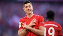 Lewandowski propušta dvomeč s PSG-om