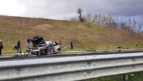 Prizren: Težak saobraćajni udes, jedno lice u komi, nekoliko povređenih