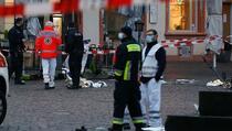Trier: Zabio se u pješake ubio pet osoba, 15 ozlijeđenih