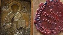 Ukrajina tvrdi da je Dodik poklonio Lavrovu ikonu koja je oteta i pripada ukrajinskoj kulturnoj baštini