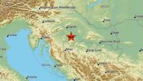 Snažan zemljotres kod Zagreba