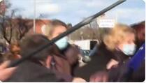 """Uhvaćen trenutak početka zemljotresa u Petrinji: """"Ne, ne, mir, ne!"""""""
