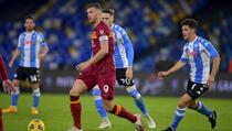 Katastrofa Rome u Napulju, šta je rekao Džeko nakon utakmice?