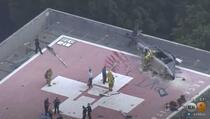 Spasili donirano srce iz krhotina helikoptera, ono zatim ispalo iz ruku medicinskog radnika
