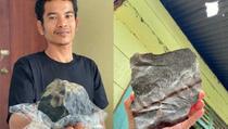 """Indonežanin zahvaljujući """"kamenu"""" postao milioner"""