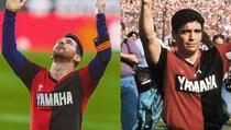 Messi protiv Osasune postigao gotovo identičan gol kao Maradona u dresu Newell'sa