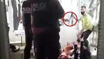 Nožem napao dvije žene, policajac ga upucao