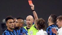 Inter će kazniti Vidala zbog crvenog kartona protiv Reala