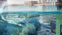 London: Nova vodena atrakcija, bazen na 35 metara iznad tla