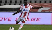 Fudbaler Crvene zvezde Gelor Kanga je Kijaku-Kijaku Kijanga i nema 30 nego 35 godina!?