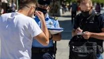 Nove antikovid mjere od danas, policijski čas od 22 do 5 h