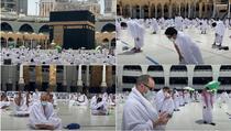 Kako izgleda ramazanska molitva u Meki u vrijeme COVID-a