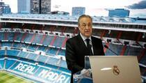 Perez najavio da će Superliga biti realizovana, otkrio zašto nije bilo Bayerna i PSG-a
