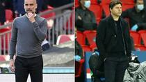 "Sretni Guardiola opisivao detalje utakmice, utučeni Pochettino govorio o ""slučajnosti"""