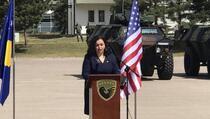 Osmani: Historijski dan za Kosovo, SAD donirale 55 vojnih vozila KBS