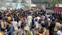 Prva grupa afganistanskih izbjeglica danas stiže na Kosovo