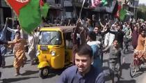 Talibani ponovno pucali na skupu na kojem su se vijorile afganistanske zastave, ima mrtvih